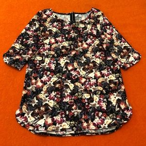 *3for$30*Jules & Leopold floral top EUC